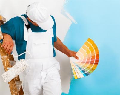 Entreprise de peinture intérieure à Cahagnes